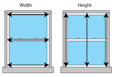 how to size your soundproof window